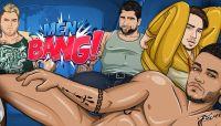 Men Bang Yaoi gay games porn